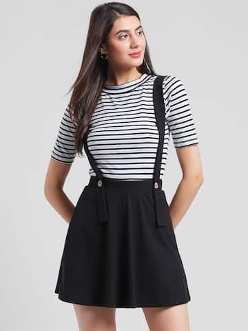 d9f1b78da5817 Skirts   Shorts for Women - Buy Ladies Shorts   Skirts Online - Myntra