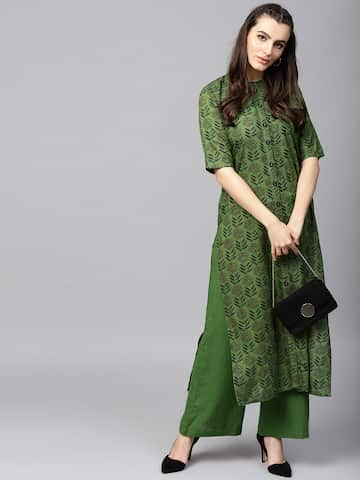 30f5e68a25d Kurtis Online - Buy Designer Kurtis   Suits for Women - Myntra
