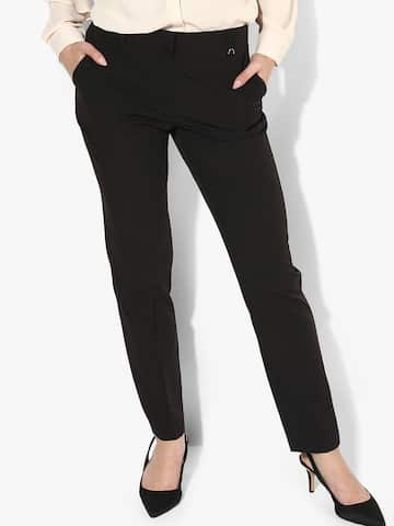 deede0fb1dc Women's Trousers - Shop Online for Ladies Pants   Trousers in India
