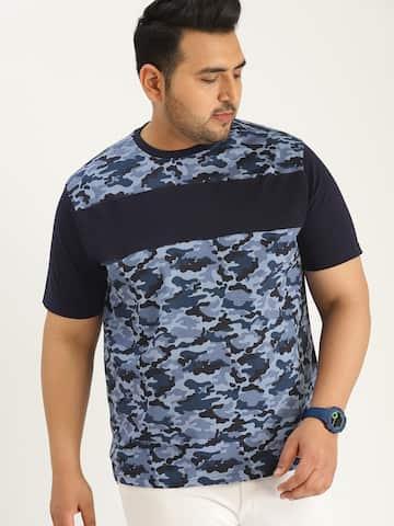 Men Plus Size Buy Men Plus Size Online In India