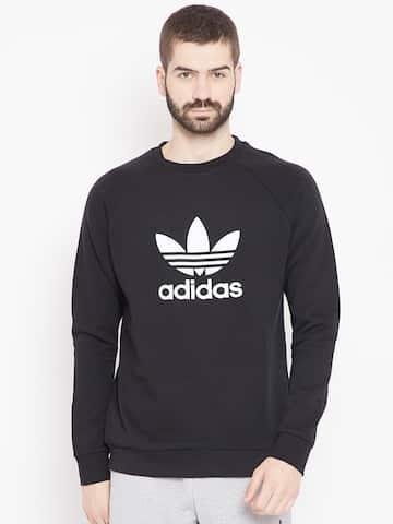 108c97256c Sweatshirts   Hoodies - Buy Sweatshirts   Hoodies for Men   Women Online -  Myntra