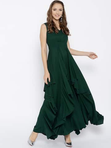 192bb3eaba Gowns - Shop for Gown Online at Best Price | Myntra