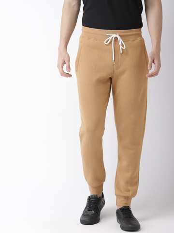 d63a3d7884182d Forever 21 Trousers Men Beige - Buy Forever 21 Trousers Men Beige ...
