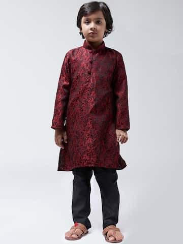 6685a91ef Boys Indianwear - Buy Boys Indianwear online in India