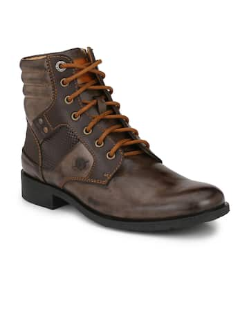 Boots Buy Boots For Women Men Kids Online In India Myntra