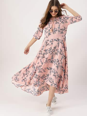 Printed Gown Buy Printed Gown Online In India