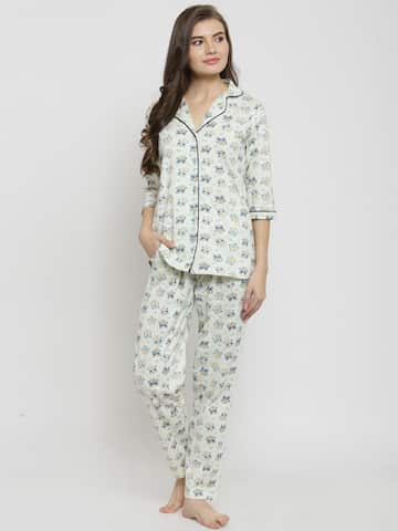 4a59dbcf2ad7 Nightwear - Buy Nightwear Online in India