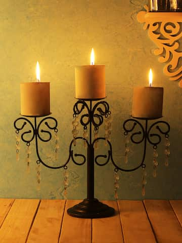 dc95e7fbce Candle Holders - Buy Candle Holders Online in India   Myntra