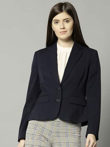a3f298b241e Women Blazers Online - Buy Blazers for Women in India
