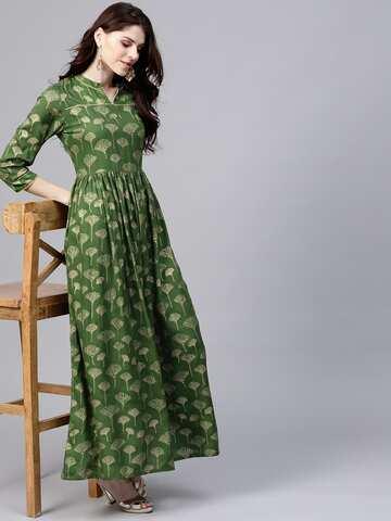 94936d06e552 Women Ethnic Dresses - Buy Women Ethnic Dresses online in India