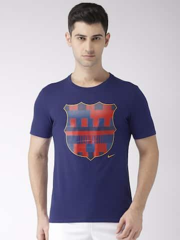 207f7c963f32f2 Nike TShirts - Buy Nike T-shirts Online in India   Myntra