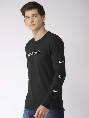 Nike TShirts - Buy Nike T-shirts Online in India  31cec9307