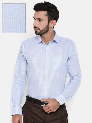 487c0617d1fe9 Shirts for Men - Buy Mens Shirt Online in India