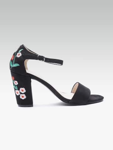 e636a0bf9ba Heels Online - Buy High Heels, Pencil Heels Sandals Online | Myntra