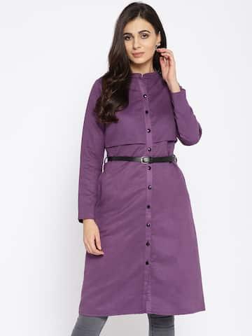 2facf2035c0 Coats for Women - Buy Women Coats Online in India | Myntra