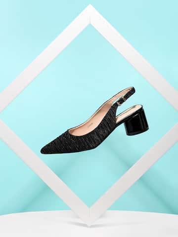 6b91b7ec3c Heels Online - Buy High Heels, Pencil Heels Sandals Online | Myntra