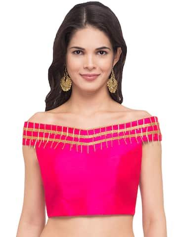 e2897e025cf68c Blouses - Shop for Designer Blouse Online in India   Myntra