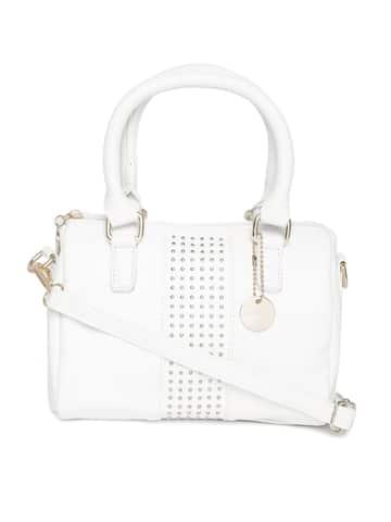 d16cfedfe04 White Handbags - Buy White Handbags Online in India