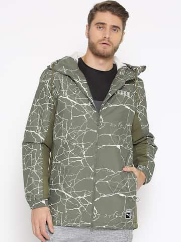 280db61cb Puma Padded Jacket - Buy Puma Padded Jacket online in India