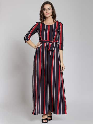50a421819a92 Long Dresses - Buy Maxi Dresses for Women Online in India - Upto 70% OFF