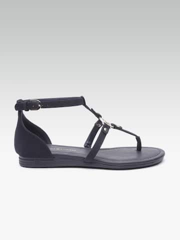 18ff43ee57a8b8 Women Tommy Hilfiger Footwear - Buy Women Tommy Hilfiger Footwear online in  India