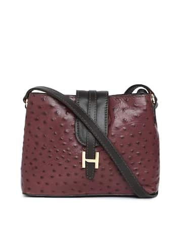c6364a8591e0 Hidesign Handbags - Buy Hidesign bags Online - Myntra