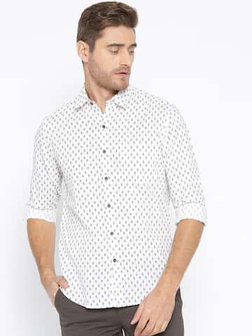 480bf79445b53 Wills Lifestyle Shirts - Buy Wills Lifestyle Shirts Online in India