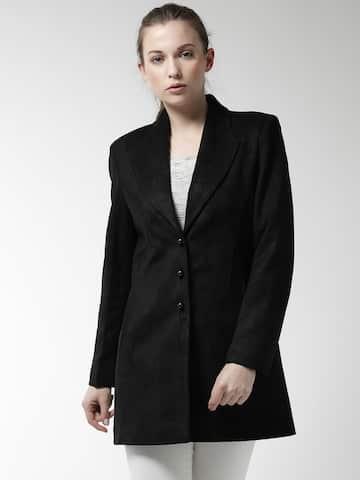 b4f499d421df Coats for Women - Buy Women Coats Online in India