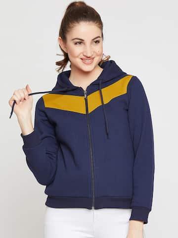 dff7a8c9cc86 Sweatshirts   Hoodies - Buy Sweatshirts   Hoodies for Men   Women Online -  Myntra