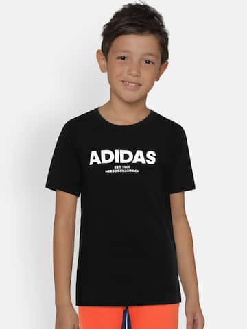 375b80b9c Adidas T-Shirts - Buy Adidas Tshirts Online in India | Myntra