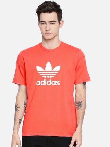 f200ed9a1eb6f Adidas Trefoil Tshirts - Buy Adidas Trefoil Tshirts online in India