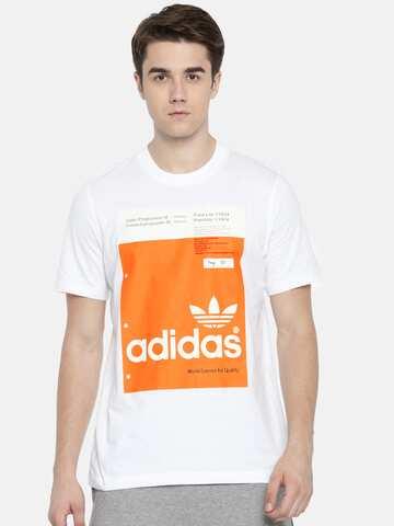 28c4e3a95 Adidas T-Shirts - Buy Adidas Tshirts Online in India