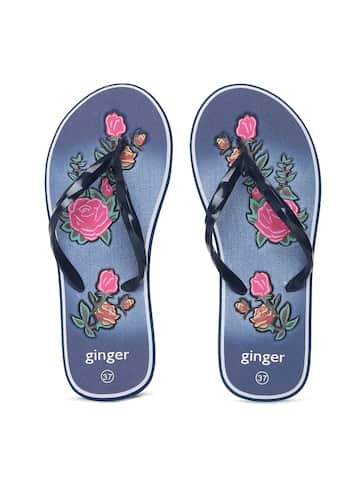 a22ac773fa27f9 Slippers for Women - Buy Flip-Flops for Women Online