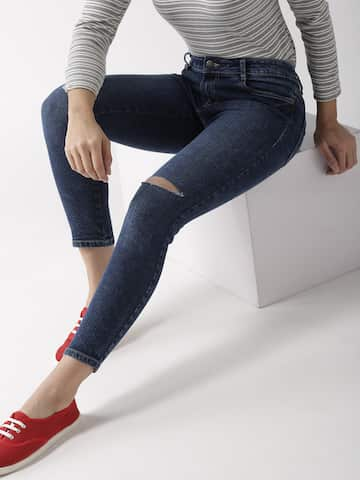b11d080d12 Jeans for Women - Buy Womens Jeans Online in India | Myntra
