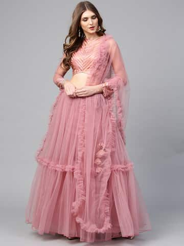 b7367099875 Lehengas - Buy Lehenga for Women   Girls Online in India