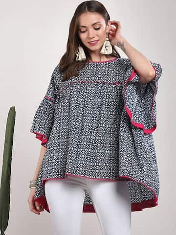 4560d07ec0af5 Ethnic Tops - Buy Ethnic Wear for Women Online in India