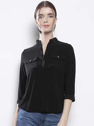 9ceea1020e4473 Tops - Buy Designer Tops for Girls   Women Online