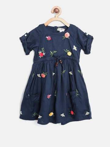 8b1447054 Girls Dresses - Buy Frocks   Gowns for Girls Online