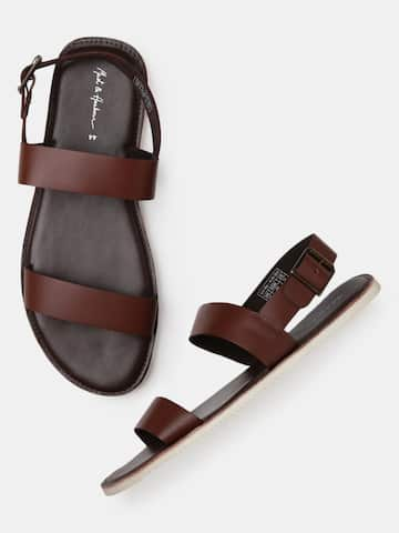 fc238e1fbdb2 Sandals - Buy Sandals Online for Men   Women in India