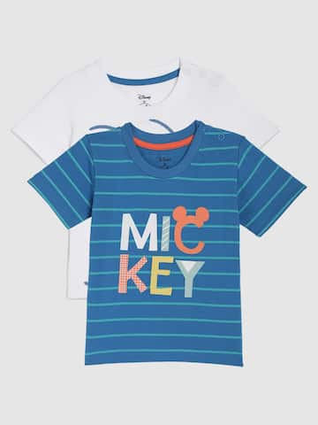 1070361e97740 Kids T shirts - Buy T shirts for Kids Online in India Myntra