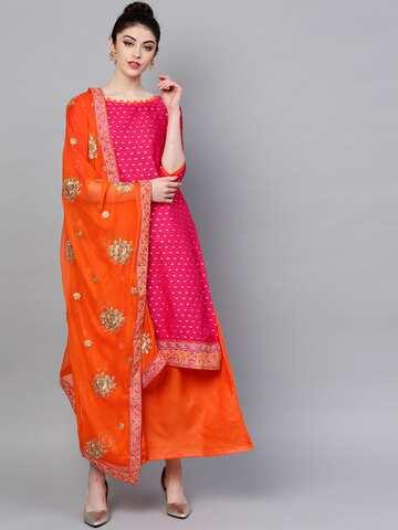 acfdda1fcf Dress Materials - Buy Ladies Dress Materials Online in India