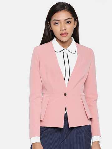 Women Blazers Online - Buy Blazers for Women in India 9f8df9079