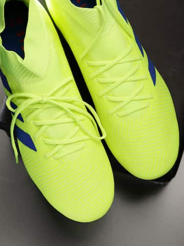 3cb1b4ed71df Adidas Football Shoes - Buy Adidas Football Shoes for Men Online in India