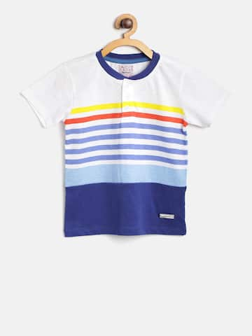 bd3ae6707c Boys T shirts - Buy T shirts for Boys online in India