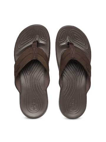 fc07cb70c58e Croc Flip Flops Sandals - Buy Croc Flip Flops Sandals online in India