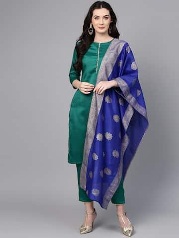 56e76073ed Ethnic Wear - Buy Designer Ethnic Wear for Women Online | Myntra