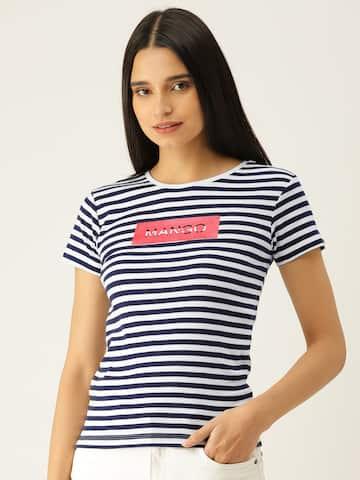 c7152434d5d7 Mango Tshirts - Buy Mango Tshirts online in India