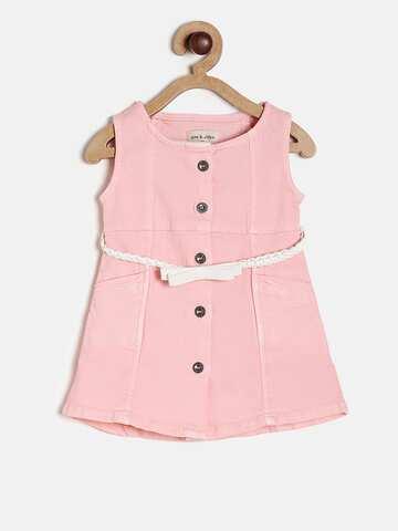 38f0c2e80fe5 Girls Kids Wear - Buy Girls Kids Wear Online in India