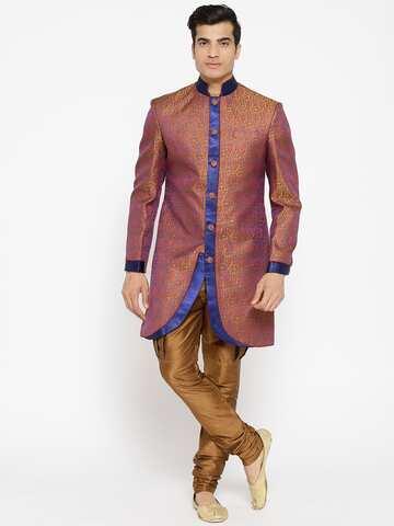 7b69a625726 Sherwani - Buy Sherwani for Men   Kids Online in India