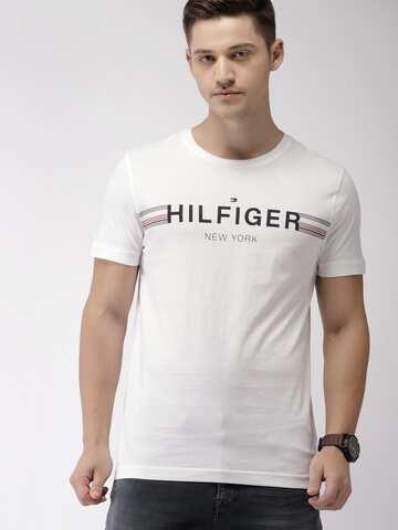 ec7f40558dd White Tshirts - Buy White Tshirts Online in India